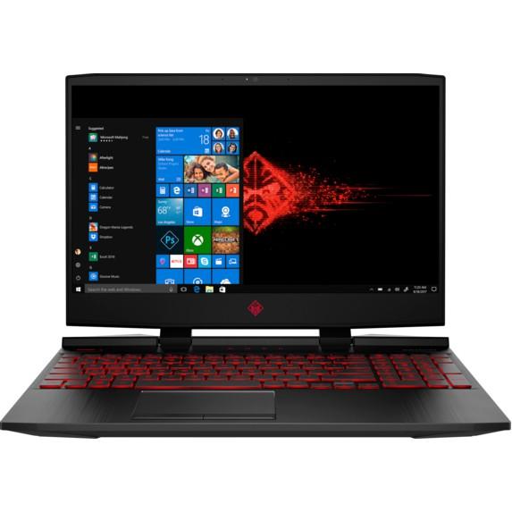 HP OMEN 15t – 8750H, RAM 16GB, SSD 256GB, VGA 2060 6GB, Màn 144Hz – Tặng HDD 1TB Giá chỉ 42.990.000₫