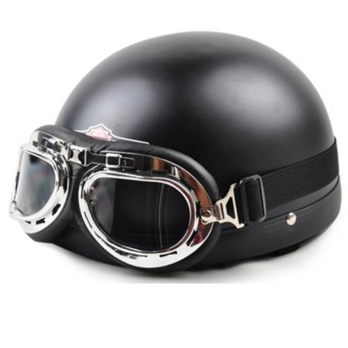 Hàng công ty: Combo mũ 1/2 - kính phi công