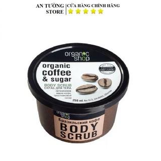 Tẩy Da Chết Toàn Thân Organic Shop thumbnail