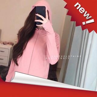[ Hàng Hot ] Áo chống nắng nữ (free size from 46-58kg ) chống tia uv cực tốt thumbnail