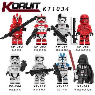 Audrey Mô Hình Đồ Chơi Lego Nhân Vật Người Sắt Trong Phim Star Wars
