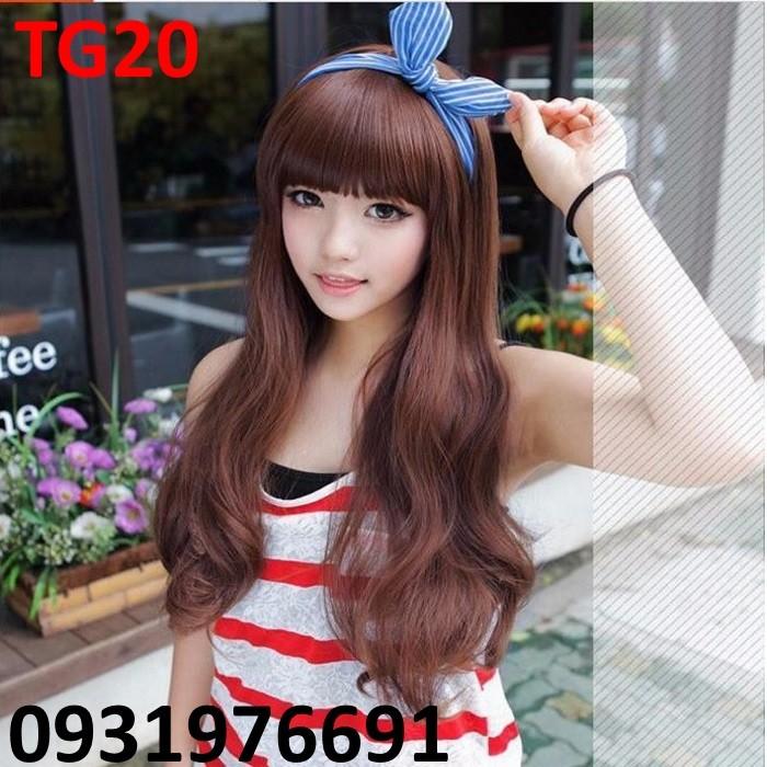 Tóc giả Hàn Quốc -- TG20