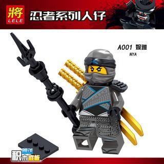 Đồ chơi lắp ráp lego ninjago minifigures Lele.
