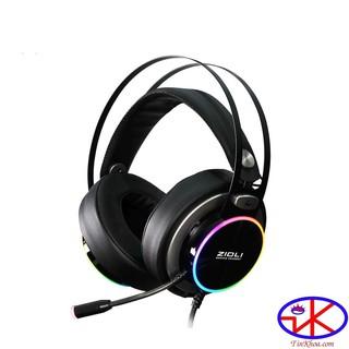 Tai nghe Gaming ZIDLI ZH11S Full box (Real RGB, Sound 7.1 ) -