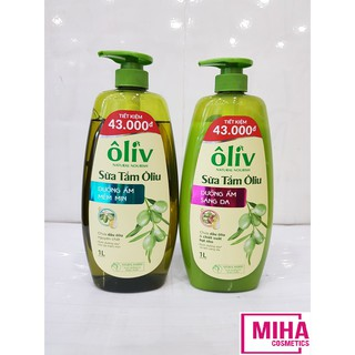 Sữa Tắm Oliv PURITE PROVENCE 1000ml