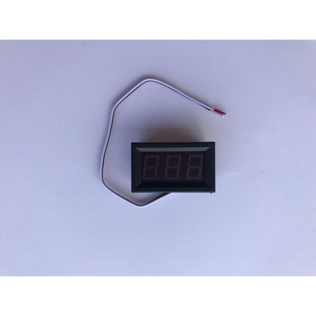 Đồng hồ đo vôn 4.5 - 30V