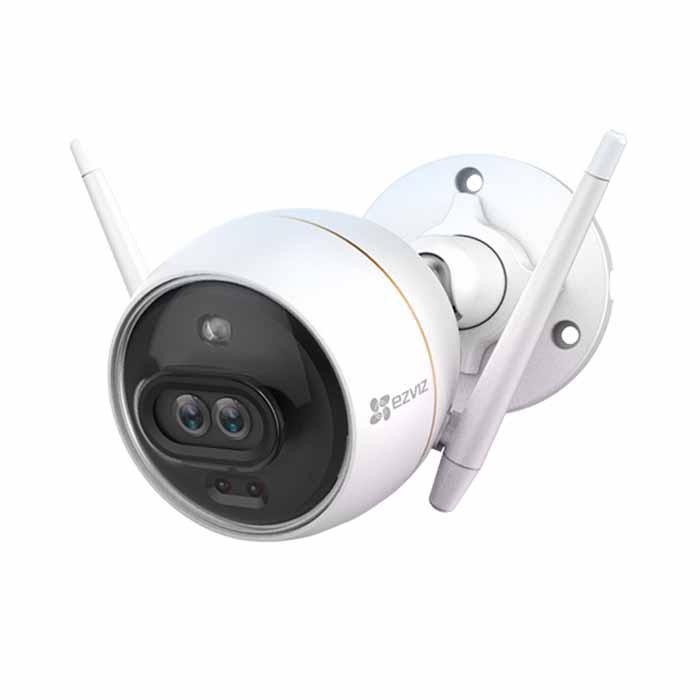 Camera Wifi EZVIZ Ngoài Trời C3X (CS-CV310) 2.0MP 1080P , có màu ban đêm, báo động công nghệ AI