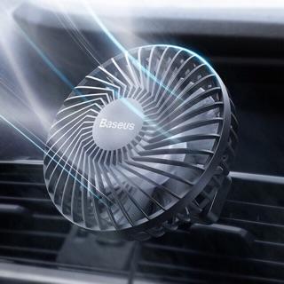 Quạt làm mát không khí Baseus cổng usb 360 gắn cửa gió điều hoà xe hơi.