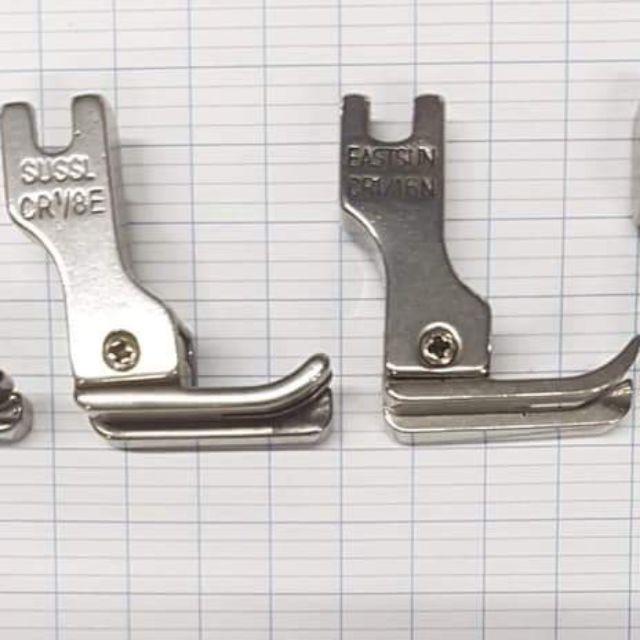Chân vịt may mí dùng cho máy công nghiệp - 22369387 , 3904828342 , 322_3904828342 , 45000 , Chan-vit-may-mi-dung-cho-may-cong-nghiep-322_3904828342 , shopee.vn , Chân vịt may mí dùng cho máy công nghiệp