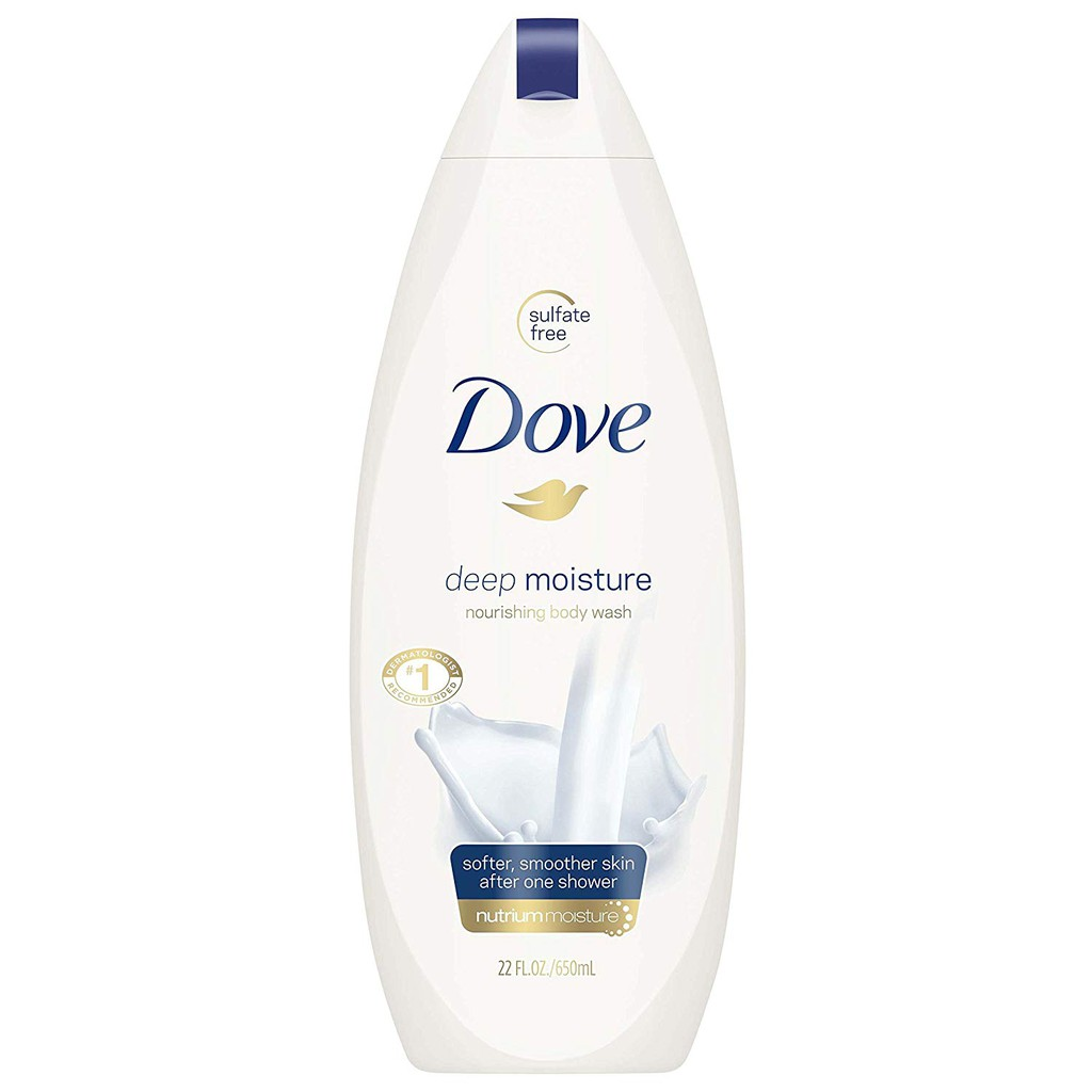 Sữa Tắm Dove Deep Moisture Nourishing Body Wash 709ml Shopee Việt Nam
