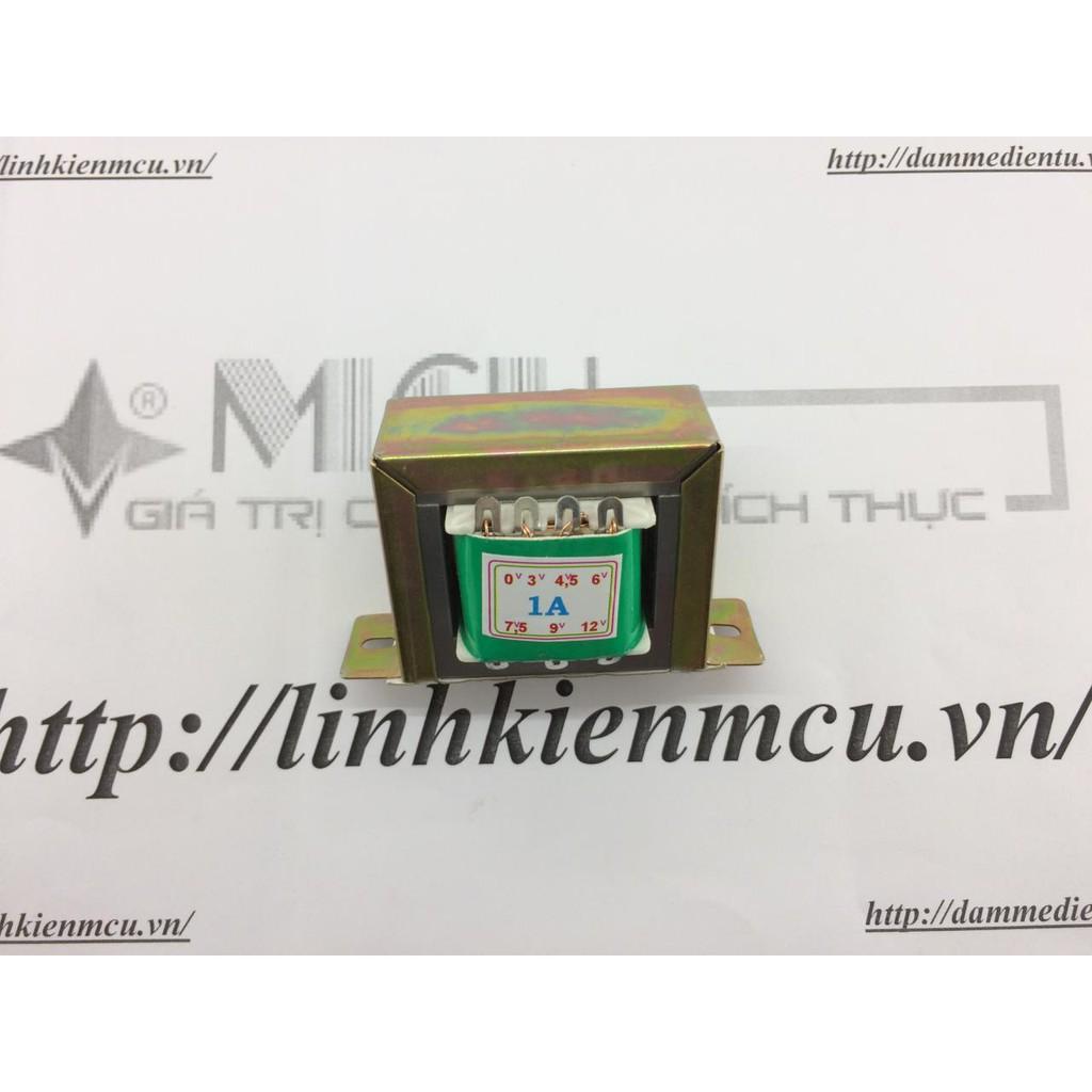 Biến áp nguồn 12V 1A - 15292807 , 1228154039 , 322_1228154039 , 50000 , Bien-ap-nguon-12V-1A-322_1228154039 , shopee.vn , Biến áp nguồn 12V 1A