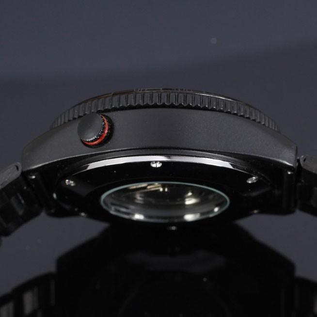 Đồng hồ nam Winner A466 máy cơ kiểu dáng thể thao chạy full kim