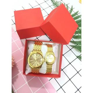 Đồng hồ nam nữ Rosra đeo tay thời trang cực đẹp DH59