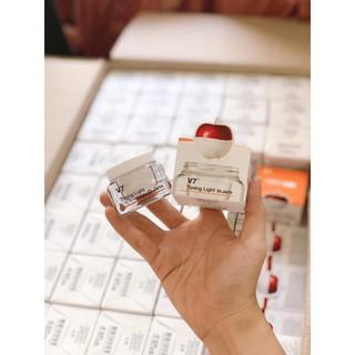 [Có sẵn] Kem V7 Toning Light mini chính hãng
