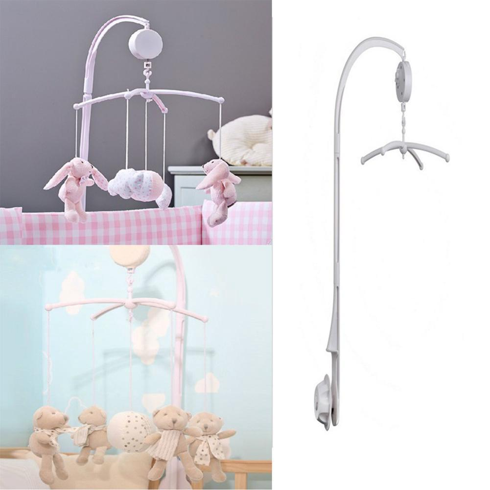 Baby Crib Mobile Bed Bell Toy Holder Arm Bracket Not include Music Box OR Dolls Musical Educational Toy Mobiles Accesso