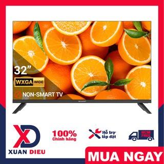 Tivi LED Sharp 32 inch 2T-C32CC1X – Miễn phí vận chuyển HCM, giao hàng trong ngày