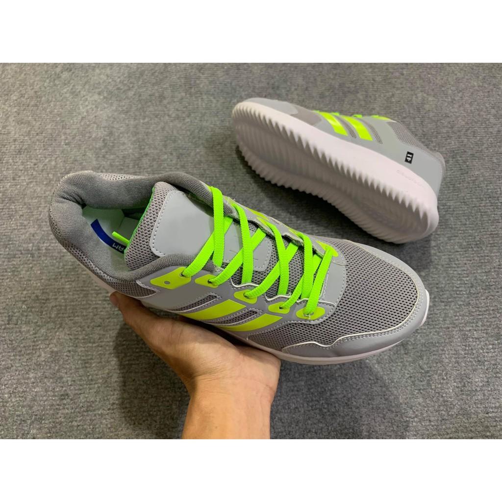 💪Giày Sneaker Nam Nữ Xám Xanh