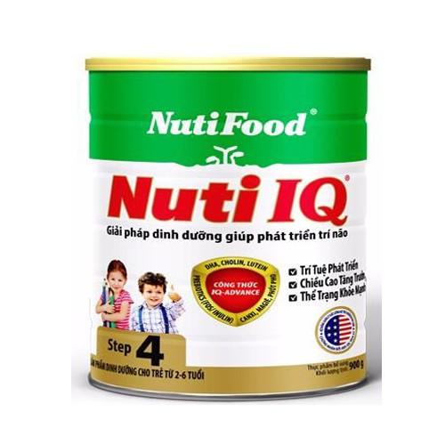 ( NHẬP MÃ TKB0718W2B giảm tối đa 20k ) Sữa bột NutiFood Nuti IQ Step 4 (900g) 2-6 tuổi - 3145503 , 343242337 , 322_343242337 , 145000 , -NHAP-MA-TKB0718W2B-giam-toi-da-20k-Sua-bot-NutiFood-Nuti-IQ-Step-4-900g-2-6-tuoi-322_343242337 , shopee.vn , ( NHẬP MÃ TKB0718W2B giảm tối đa 20k ) Sữa bột NutiFood Nuti IQ Step 4 (900g) 2-6 tuổi