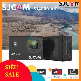 [SiêuRẻ] [Mã ELMSCOIN hoàn 8% xu đơn 500K] Camera hành trình SJCAM SJ4000 Air – Bảo hành 12 tháng .