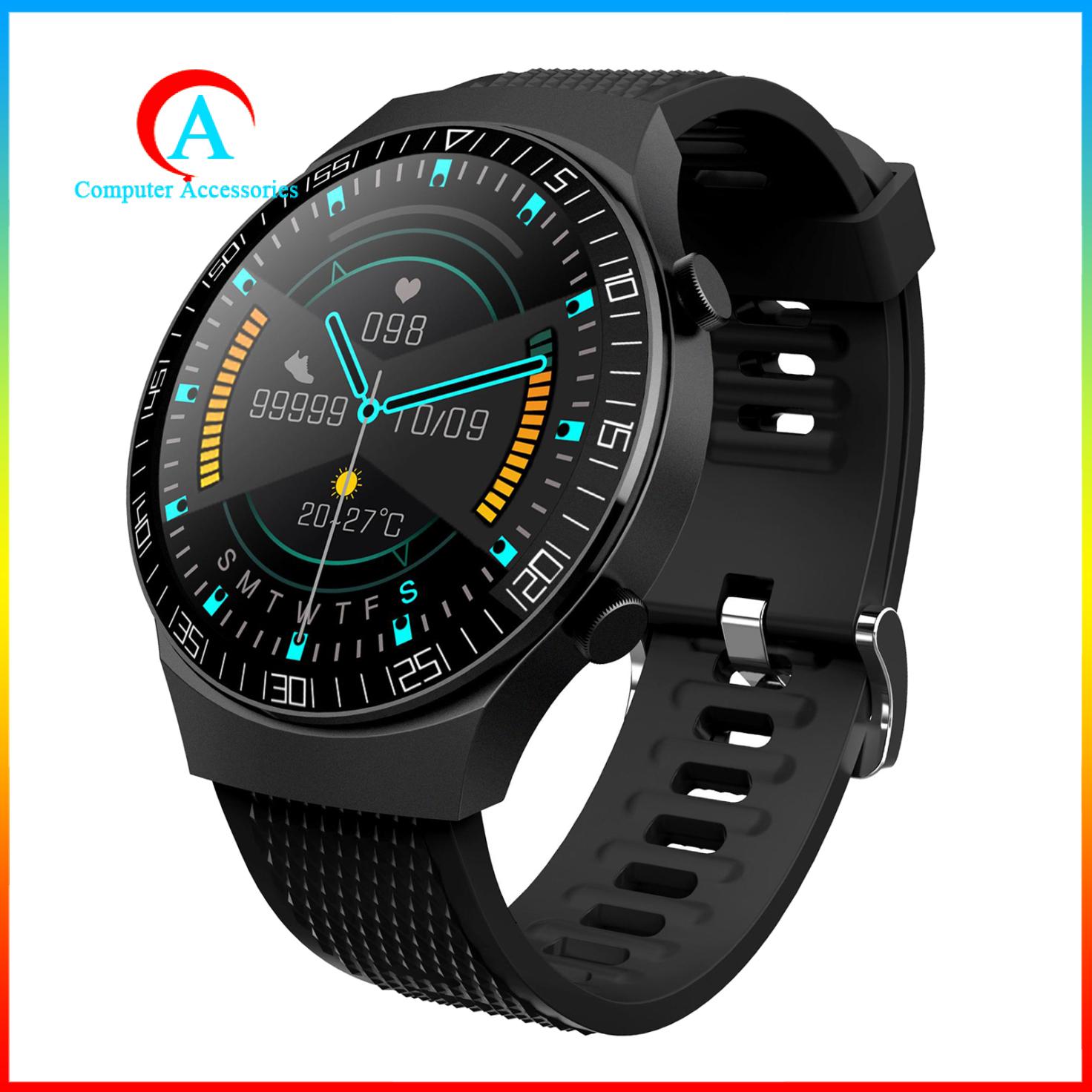 """ANDROID Đồng Hồ Thông Minh 1.28 """"Bluetooth 4.0 Chống Nước Kèm Phụ Kiện"""