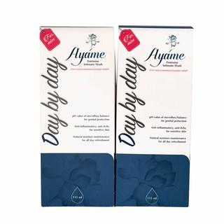 COMBO Dung dịch vệ sinh phụ nữ Ayame Day by Day 115ml+Tặng kèm 1 chai cùng loại thumbnail