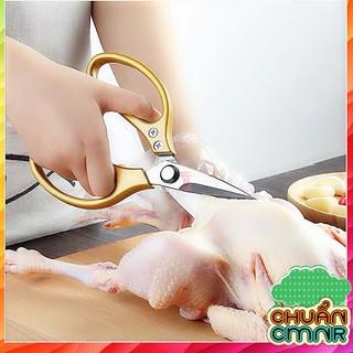 Kéo nhật đa năng siêu sắc, Kéo nhà bếp, Kéo cắt gà, cắt vịt, cắt thịt các loại