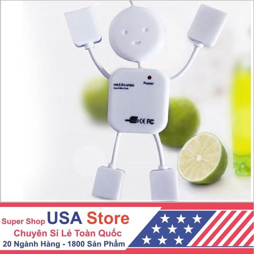 Bộ Chia Cổng USB Robot Big-A2267 (Trắng) Tiente - 23040306 , 2655078009 , 322_2655078009 , 39800 , Bo-Chia-Cong-USB-Robot-Big-A2267-Trang-Tiente-322_2655078009 , shopee.vn , Bộ Chia Cổng USB Robot Big-A2267 (Trắng) Tiente