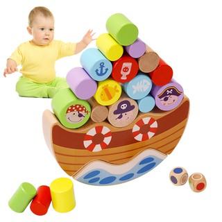 Bộ đồ chơi xếp hình mặt trăng cho bé