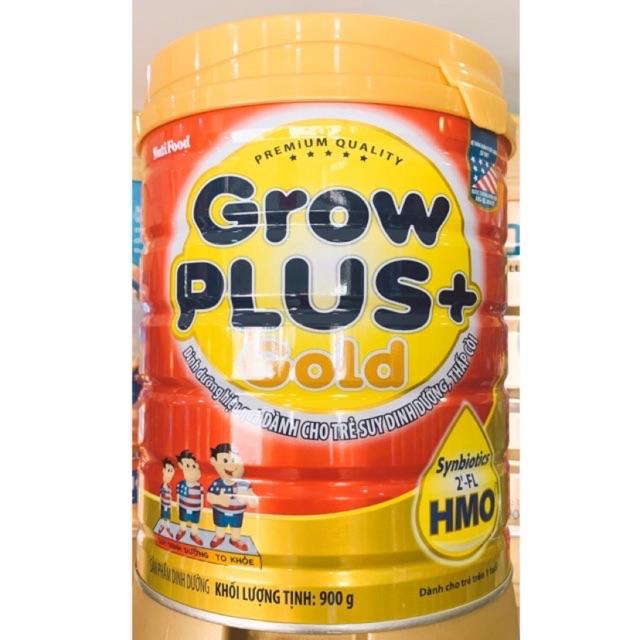 Sữa bột Grow Plus Gold 900g