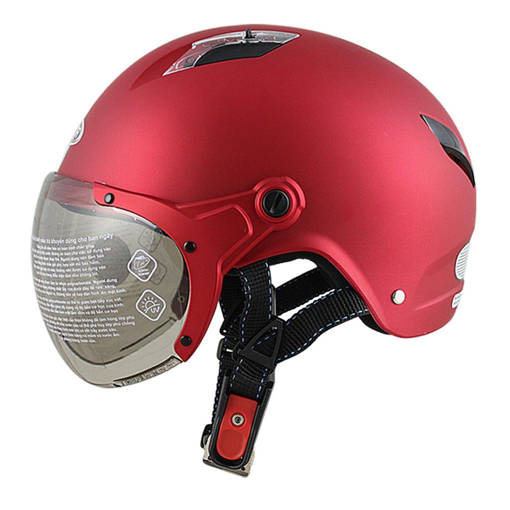 Mũ bảo hiểm sunda 133 đô nhám - 2986489 , 735957732 , 322_735957732 , 349000 , Mu-bao-hiem-sunda-133-do-nham-322_735957732 , shopee.vn , Mũ bảo hiểm sunda 133 đô nhám