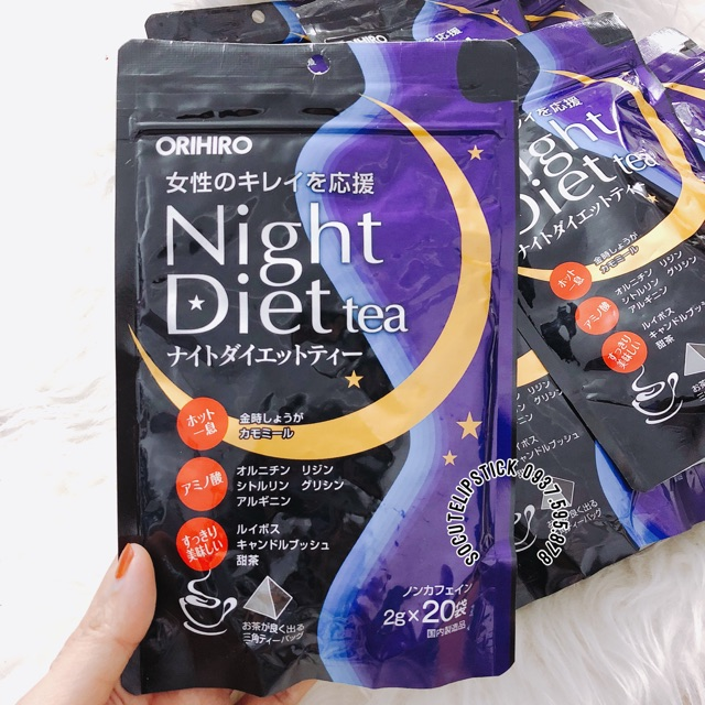 Trà Giảm Cân Nhật Orihiro Night Diet Tea - 9991331 , 1267763828 , 322_1267763828 , 250000 , Tra-Giam-Can-Nhat-Orihiro-Night-Diet-Tea-322_1267763828 , shopee.vn , Trà Giảm Cân Nhật Orihiro Night Diet Tea