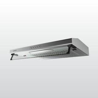 Máy Hút Khói Khử Mùi Malloca H107 - Công suất hút 350m3/h - Khử mùi bằng than hoạt tính - Hàng Chính Hãng