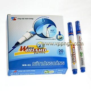 Bút lông bảng WB-02 xanh