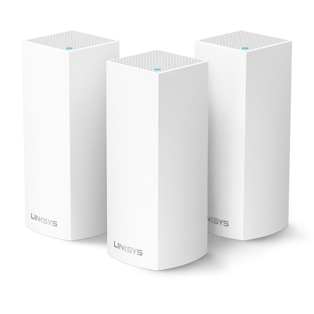 [Mã SKAMPUSHA7 giảm 8% đơn 250k]Router Wifi Mesh Linksys WHW0303