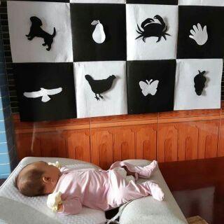 Bộ sản phẩm kích thích thị giác cho bé ss đến 1 tuổi