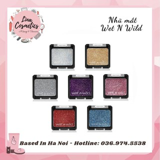 Nhũ Mắt Dạng Gel Wet n Wild Color Icon Glitter Single thumbnail