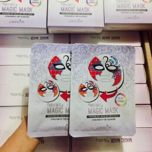 Mặt nạ Aqua Paralapiel Macgic Mask Korea - 3111531 , 805444085 , 322_805444085 , 29000 , Mat-na-Aqua-Paralapiel-Macgic-Mask-Korea-322_805444085 , shopee.vn , Mặt nạ Aqua Paralapiel Macgic Mask Korea