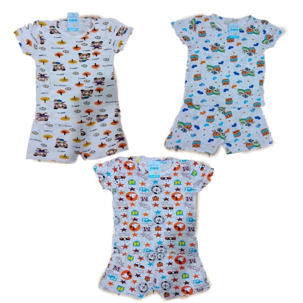 Combo 3 bộ quần áo cotton in hình thú cho bé trai và bé gái 7-17kg AK65 - 2588675 , 959809109 , 322_959809109 , 150000 , Combo-3-bo-quan-ao-cotton-in-hinh-thu-cho-be-trai-va-be-gai-7-17kg-AK65-322_959809109 , shopee.vn , Combo 3 bộ quần áo cotton in hình thú cho bé trai và bé gái 7-17kg AK65