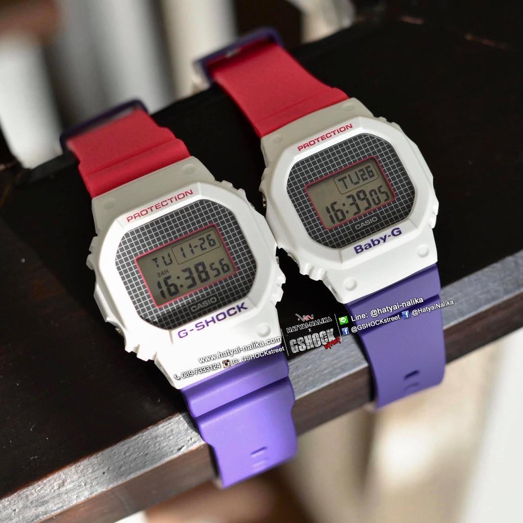 Đồng hồ nữ Casio Baby - G BGD-560THB-7DR Chính hãng - Chống nước tuyệt đối - Bảo hà