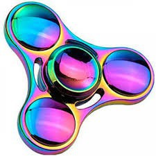 Con quay đồ chơi Spinner bằng kim loại cao cấp, nhiều màu, giúp giảm stress |shopee. Vn\Shopdenledz