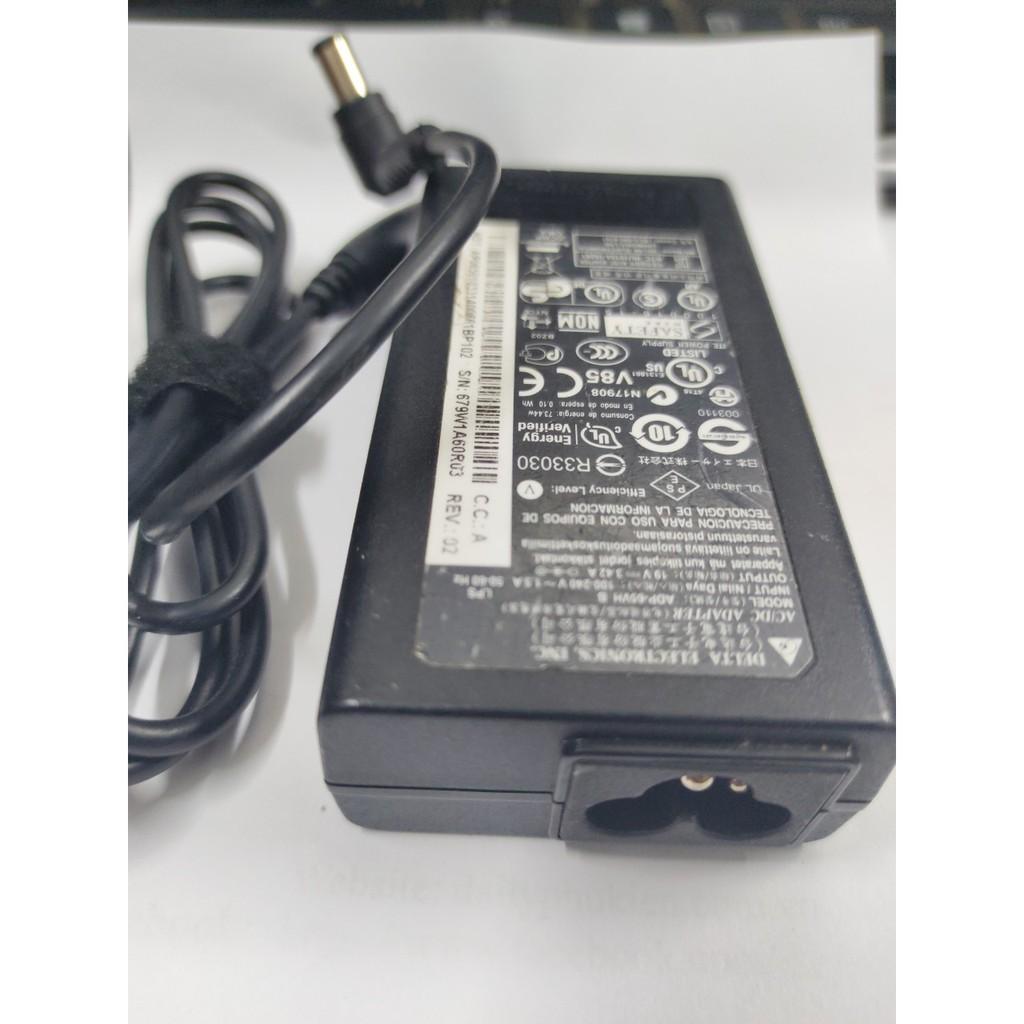 Sạc laptop LG Xnote 19v 3.42a