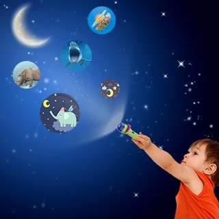Baby Early Education Projector Story Machine Toy Hd Cartoon Learning Machine