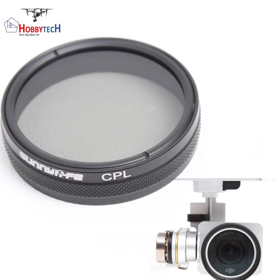 Filter CPL Phantom 3/4 - phụ kiện flcyam DJI Phantom 3/4 | Shopee Việt Nam