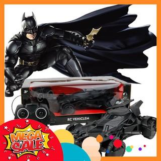 [CÓ SÃN] Xe Mô Hình Người Dơi Batman Batmobile Điều Khiển Từ Xa – Hàng Nhập Khẩu