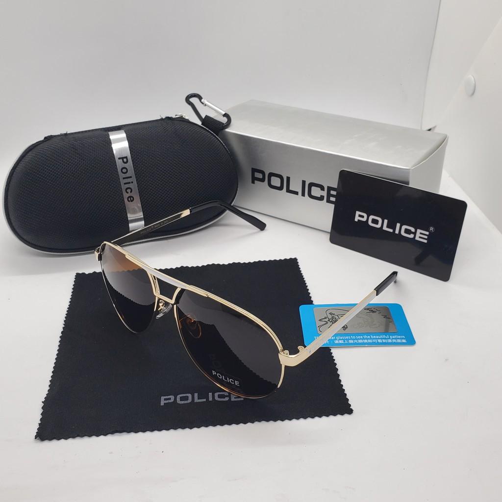 Kính Râm❤️FREESHIP❤️Kính Mát POLICE Phân Cực Cao Cấp 2020 Chống Tia UV400, bảo vệ mắt an toàn (Hàng Nhập Khẩu)