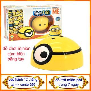 Đồ chơi trẻ em minion cảm biến dành cho bé yêu cực kỳ vui nhộn