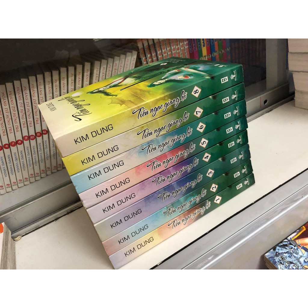 Sách Tiếu ngạo giang hồ - 2632598 , 1317898323 , 322_1317898323 , 330000 , Sach-Tieu-ngao-giang-ho-322_1317898323 , shopee.vn , Sách Tiếu ngạo giang hồ