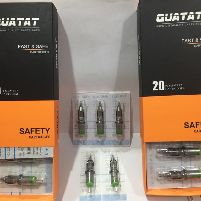 Kim máy Pen Quatat 7-9(Rl/Rm /m1) hộp 20 kim