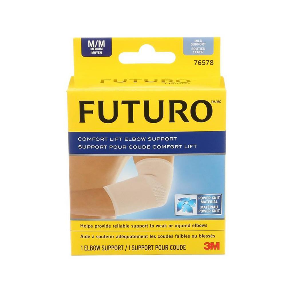 Băng đeo hỗ trợ khuỷu tay Futuro 76578 màu be, size M