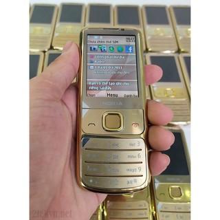 Điện thoại Nokia 6700 Gold chính, hãng bao đẹp – Bảo hành 12 tháng